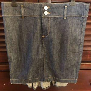 Brand new Paige Denim Skirt size 27